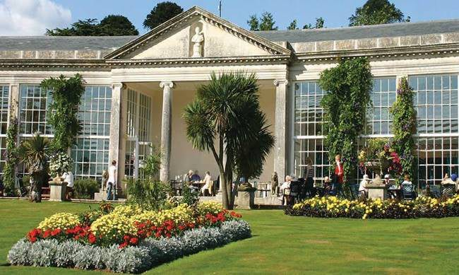Bicton Park Botonical Gardens