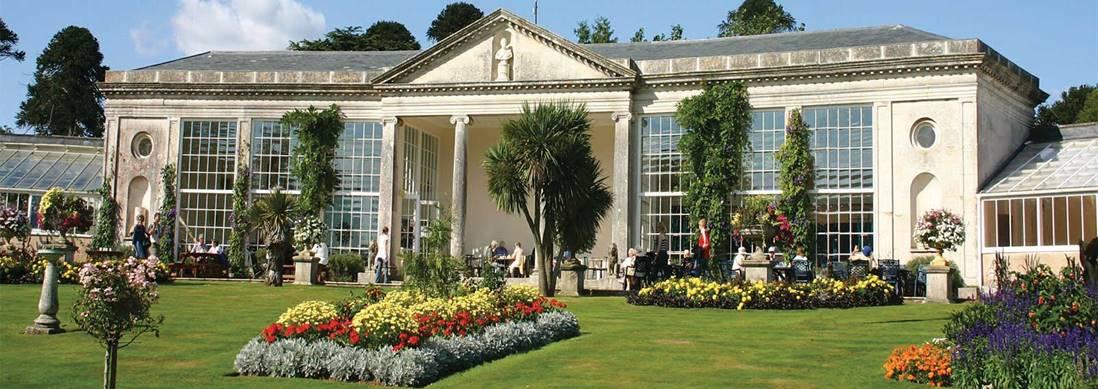 Bicton Park Botanical Gardens Devon