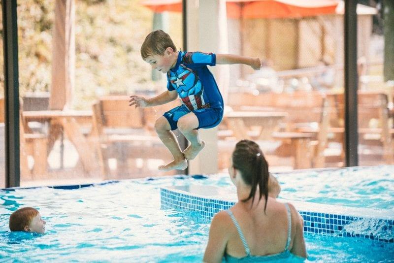 Cofton Holidays indoor pool