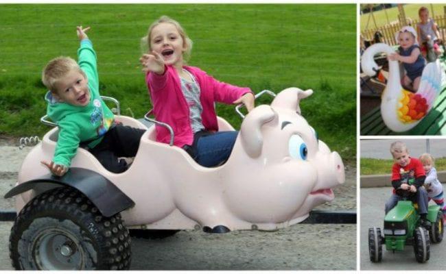 Pennywell Piggy ride