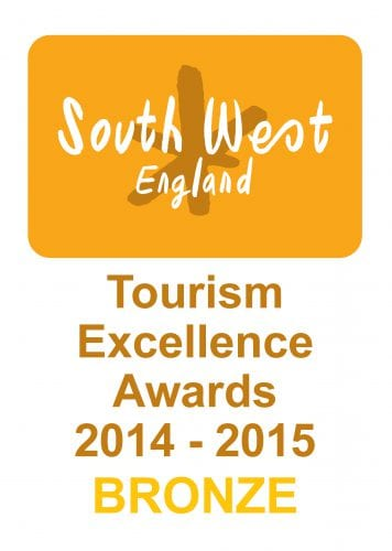 South West England Tourism Excellence Awards Large Visitor Attraction Bronze 2014-2015 World of Country Life Exmouth Devon