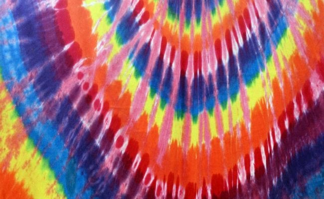 Tie-Dye Exeter Cathedral