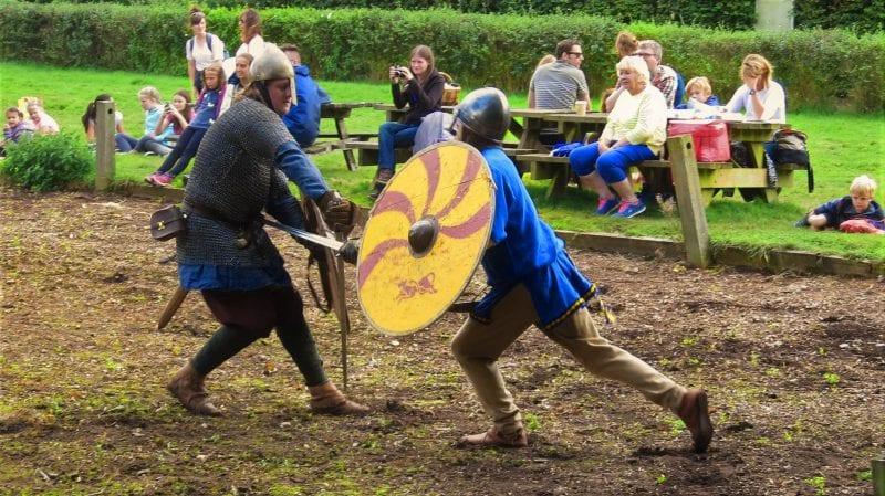 Vikings at Wildwood Escot