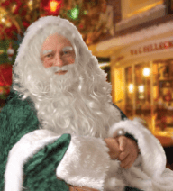 Breakfast or lunch with Santa at Bygones